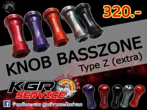 AC Knob Basszone Type : Z (Extra)