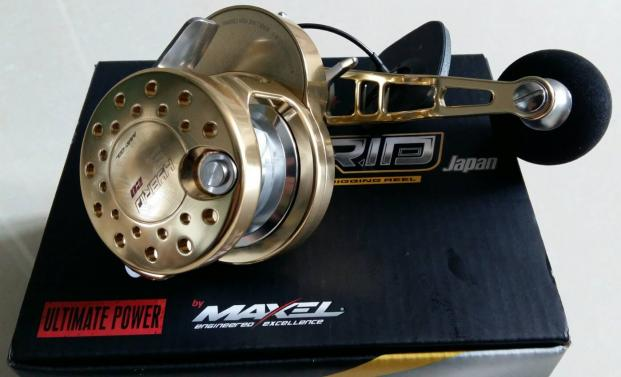 Maxel Hybrid 20 Japan (Jingging)