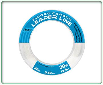 Relix Flu Carbon Leader