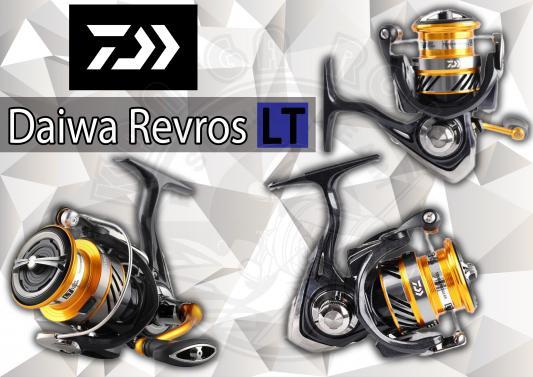 Daiwa Revros LT 2019